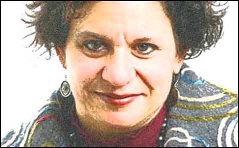 New York Times Jerusalem Bureau Chief Jodi Wilgoren