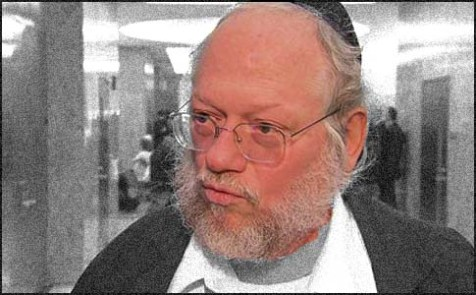 Rabbi Nathan (Nuchem) Rosenberg