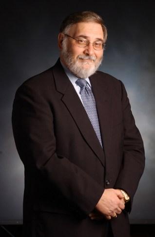 Dr. David Schnall, dean of the Azrieli school.