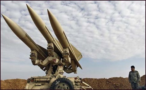 Iran may soon add air-defense rockets to the Gaza arsenal.