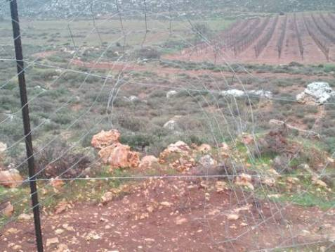 Aish Kadosh Fence and Fields