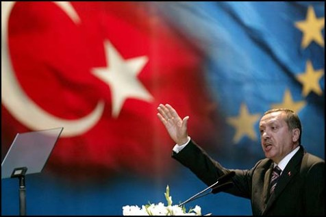 Turkish Prime Minister Recep Tayyip Erdoan