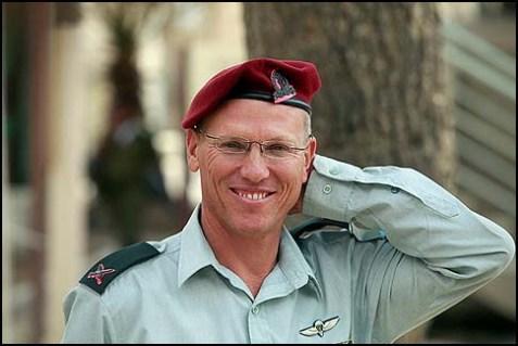 Brigadier general Nitan Alon