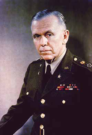 General George Marshall