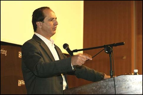 Journalist Khaled Abu Toameh