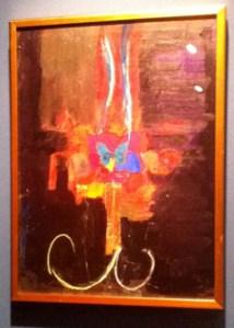 Shma'ah (2010-2012) by David Gelernter Courtesy Yeshiva University Museum