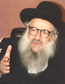 Rav Shlomo Freifeld, z&quot;tl