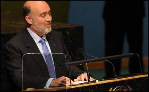 Israel's UN Ambassador Ron Prosor