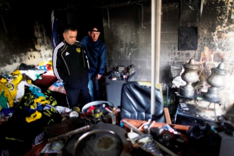 Burnt Beitar Jerusalem Office