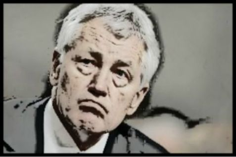 Chuck Hagel, nominee to become U.S. Secretary of Defense