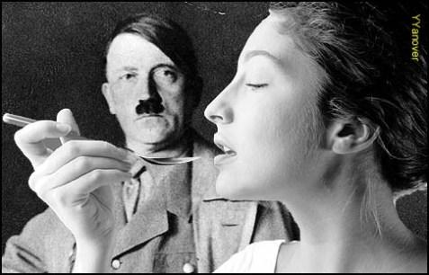 Hitler food taster