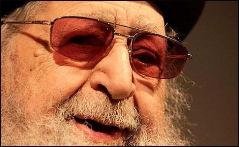 Shas's spiritual leader Rav Ovadia Yosef.