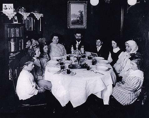 Passover, 1910