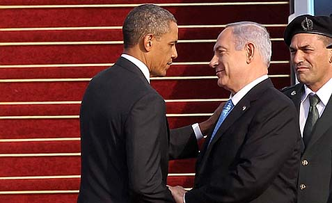 On the way out, Obama ordered Netanyahu to call up Erdoğan and apologize.