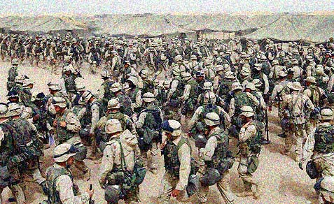 Invasion of Iraq