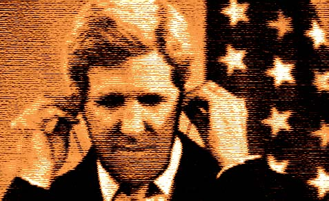 John Kerry: Here he comes again
