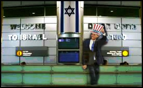 Obama Visit to Israel in March