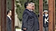 King Abdullah and Mahmoud Abbas