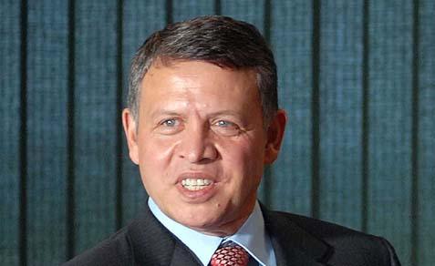 King Abdullah II