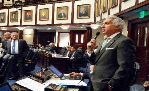 Florida Rep. Jim Waldman wants an end to the 'JC' moment in the legislature