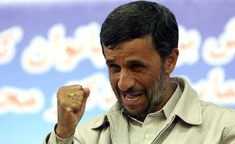 Iran elections Ahmedinejad