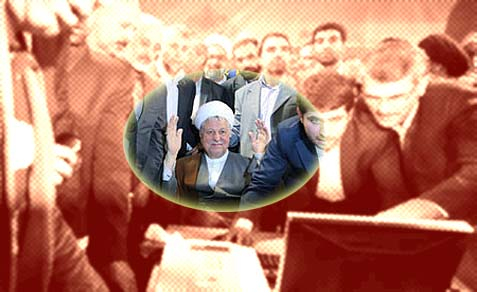 Former president Akbar Hashemi Rafsanjani enters Iran's presidential race