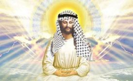 Jesus, according to the Palestinian Authority