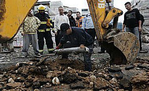 Coming soon to Jerusalem and Tel Aviv:  Aftermath of Kassam rocket on home in  Sderot