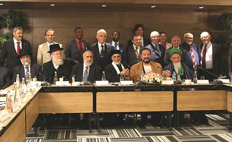 Road Map to a Culture of Peace in the Middle East