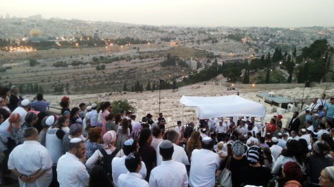 Wedding in Jerusalem
