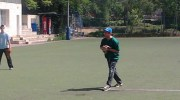 Ziontours ace Jonathan Cohen earned a clutch victory on the mound, in the All Star Israel Softball League.
