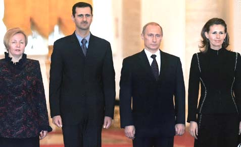 The Assads and the Putins
