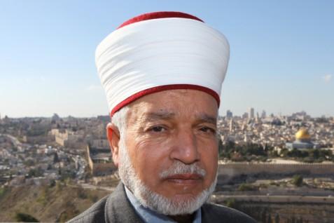 Jerusalem's mufti Muhammad Ahmad Hussein
