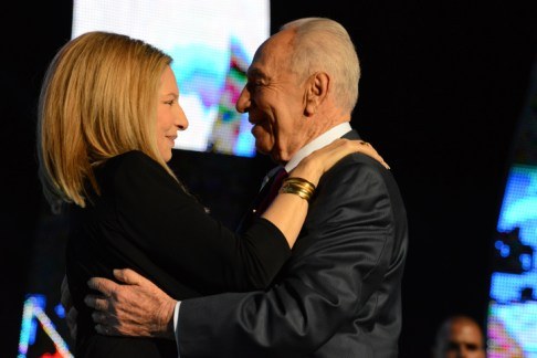 .Barbra and Shimon