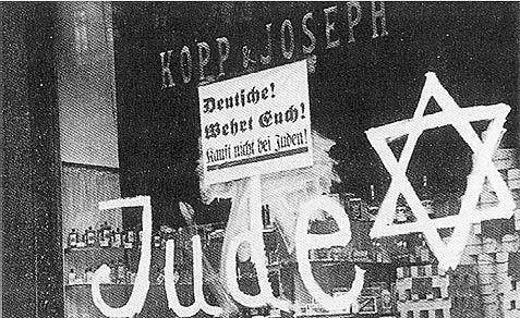 Kauf Nicht bei Juden
