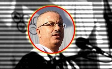 PA new prime minister, Rami Hamdullah.