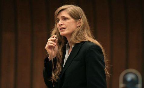 Samantha Power, nominated by President to replace Susan Rice as Ambassador to the United Nations