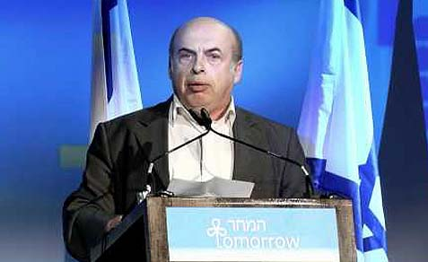 Sharansky at the President's Conference.