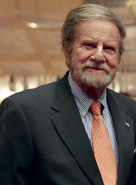 Philanthropist Tad Taube (Photo by Koret Foundation)