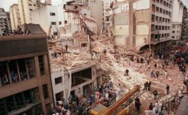 Iran's president-elect was on the Iranian committee than plotted the deadly bombing a Jewish center in Buenos Aires in 1994