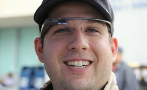 Does Judaism have a new future with Google Glasses? Chaim Cohen tries it out..