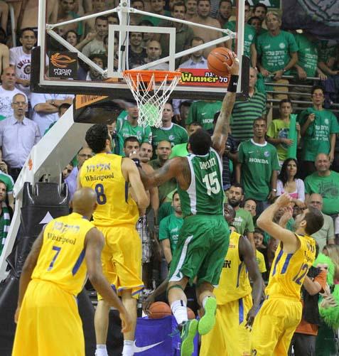 Maccabi Haifa Beats Maccabi Tel-Aviv in State Championship