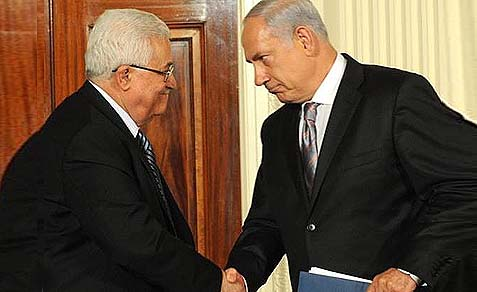 """Everybody understands that if Abu Mazen all of a sudden agrees to the negotiations, it's because he was promised that everything he demanded as a precondition before negotiations – he's going to get."""