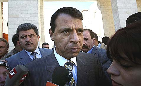 Mohammed Dahlan is suing the PA chairman, whom he accuses of stealing $700 million.