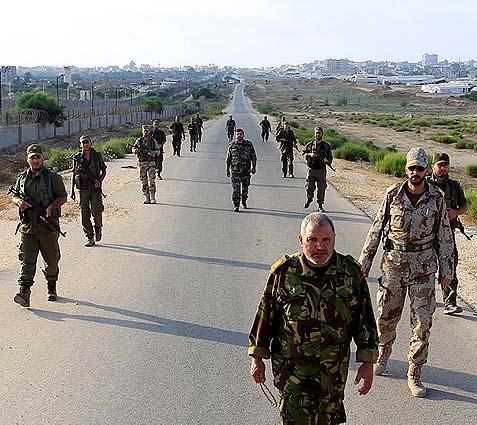 Hamas on Patrol