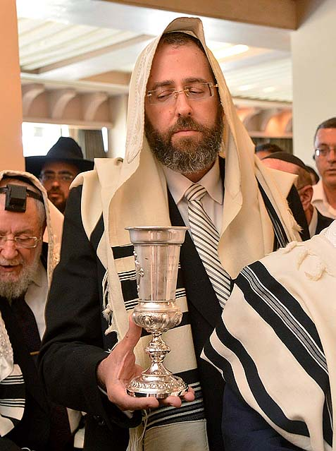 That's Some Kiddush Cup
