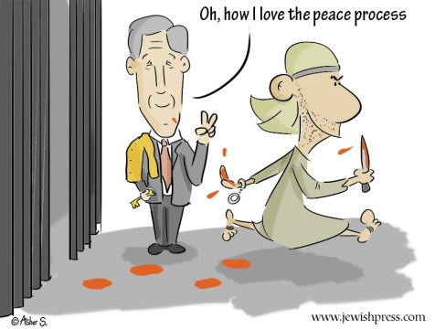 "The ""peace process."""