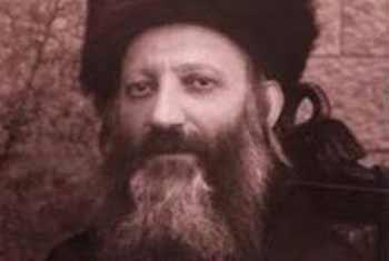"""Rabbi Avraham Yitzchak HaKohen Kook, zt""""l"""