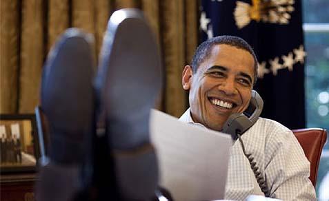 """Obama is """"concerned."""""""
