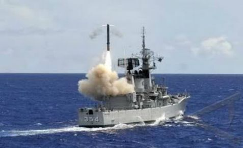 Warship tests Yakhont anti-ship missile